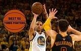 NBA'de 2015 Yılında Atılmış En İyi 50 Üç Sayılık Basket
