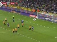 Penaltıdan Gol Yemeyeceğine Dair Ant İçmiş Kaleci