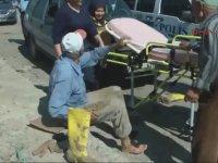 Yaralı İşçi - Sedye Berbat Olur Gerek Yok