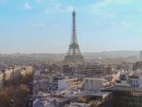 Timelapse ile Paris'in Bir Günü