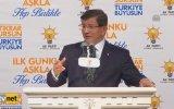 Ahmet Davutoğlu  Kürtlerin Bir Devleti Var