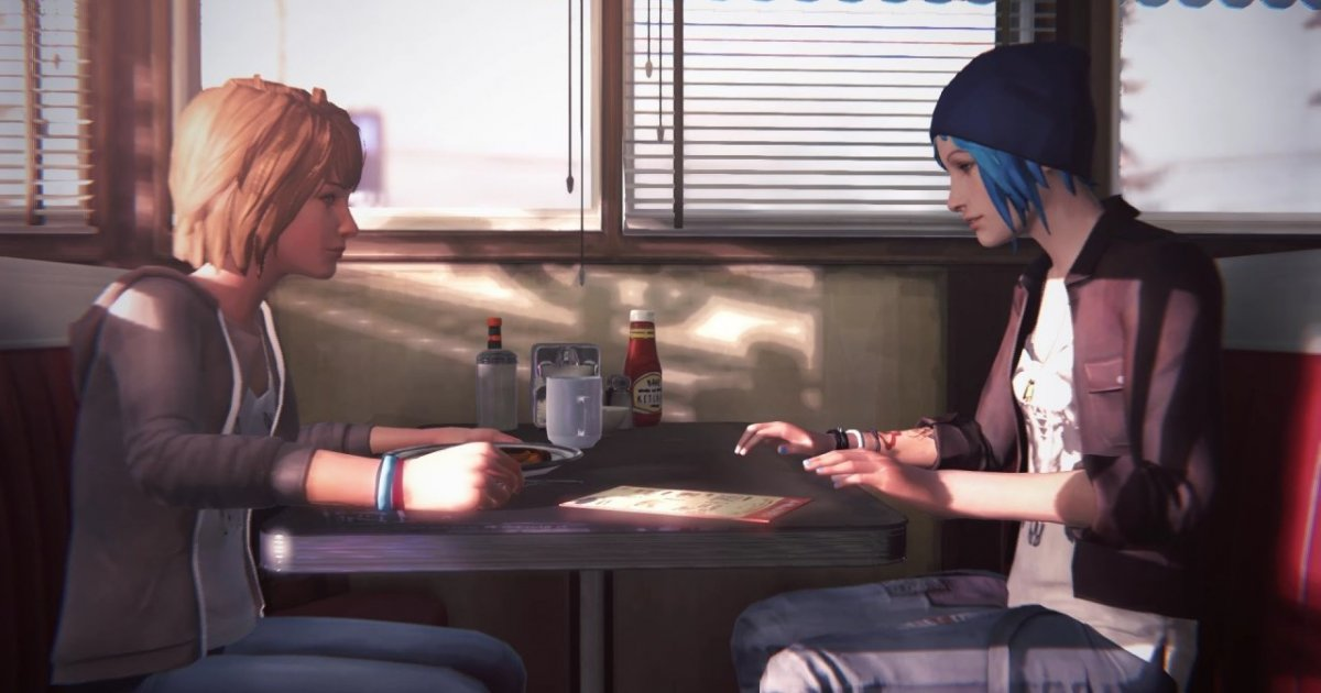 Life is strange episode 3 twitter
