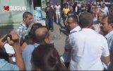 Akp Mersin Milletvekili Adayı Lütfi Elvan'a Protesto
