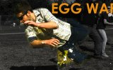 Ağır Çekimde Çılgınca Yumurta Savaşı