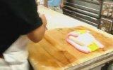 Öldüren Geleneksel Japon Yemeği Mochi
