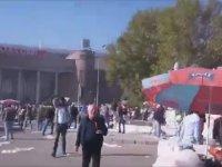 Ankara'daki Patlamada Gamsızlığı Tavan Yapan Köfteci