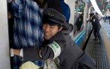 Japonya'nın Tren İttiricileri İş Başında