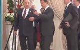 Selfieden Hoşlanmayan Kazakistan Devlet Başkanı