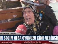 'Suriyeliler'i Siktir Edin Gitsin' Diyen AKP'li Teyze