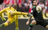 Bariz, Elle Atılan Golle Maç Kazanmak Hannover  Köln