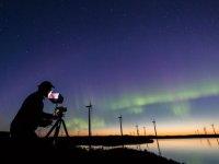 Canon'la Çekilen Gerçeği Kadar Etkileyici Kuzey Işıkları