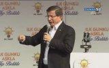 AK Parti İktidardan İndirilirse Beyaz Toroslar Dolaşacak   A. Davutoğlu