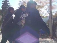 Kütahya'da Tacize Uğrayan Genç Kız