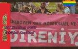 Disko Tadında LGBTİ Yürüyüşü  İstanbul 2015