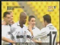 Lokomotiv Moskova 1-3 Beşiktaş (23.08.2000)