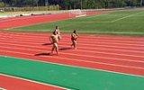 Sumo Güreşçilerinin Koşu Yarışı