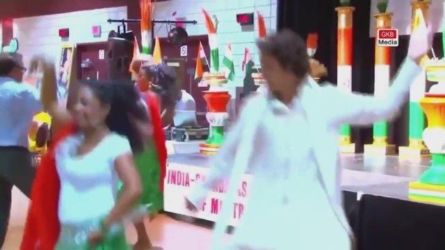 Kanada Başbakanı Trudeau Hint Dansı Yaptı
