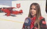 Türkiye'nin İlk Kadın Akrobasi Pilotu  Semin Öztürk