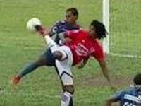 Peru'da İbrahimoviç Golü