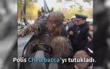 Chewbacca'nın Seçimlerde Tutuklanması