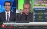 NTVspor Stüdyosunda Galatasaray'ın Gol Anı