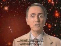 Carl Sagan'ın İnsanlığa Seslenişi