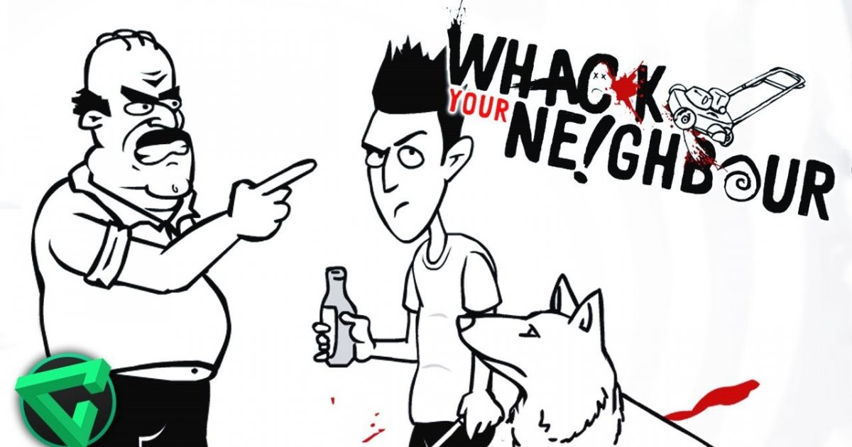 Whack Your Neighbour Unblocked Game