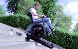 Basamaklar Artık Sorun Değil Engel Tanımayan Tekerlekli Sandalye