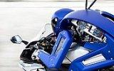 Yamaha'dan Motosiklet Süren Robot Motobot