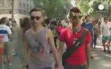 Latin Amerika Lgbt Yürüyüşü Renkleri