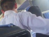 Otobüse Biletsiz Binmek İsteyen Suriyeli Adam