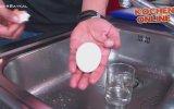 Haşlanmış Yumurtayı Soymanın En Pratik Yolu