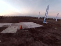 Quadcopter Drone Yarışları