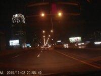 Bangkok'un Gecesini Aydınlatan İnanılmaz Meteor Patlaması