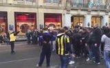 Fenerbahçe Taraftarının Amsterdam'da Olay Çıkartması