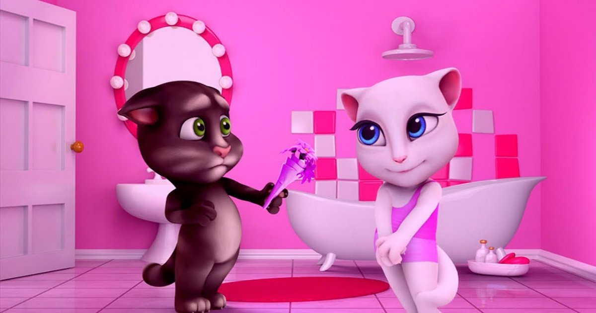 talking tom and angela dating games Tom and angela date: play free online games includes funny, girl, boy, racing, shooting games and much more whatever game you are searching for, we've got it here.