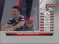 BJK Tv'de Spikerin Totemi ve Gol Ânı