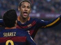 Neymar'ın  Villarreale Yılın Golünü Atması