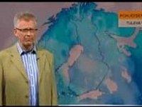 Finlandiya'da Game of Thrones Tarzı Hava Durumu Sunmak