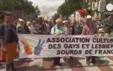 Paris'te Eşcinsel Bayramı
