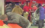 Bir Alışveriş Çılgınlığı Amerika'da Black Friday Günü