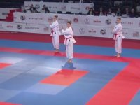 2015 Avrupa Karate Kata Şampiyonu