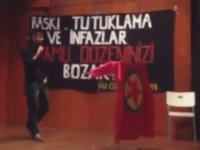 Boğaziçi Üniversitesinde Pkk Kutlaması