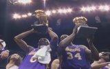 Kobe Bryant  Övgü Emekliliğini Açıklayan Efsaneye Saygı
