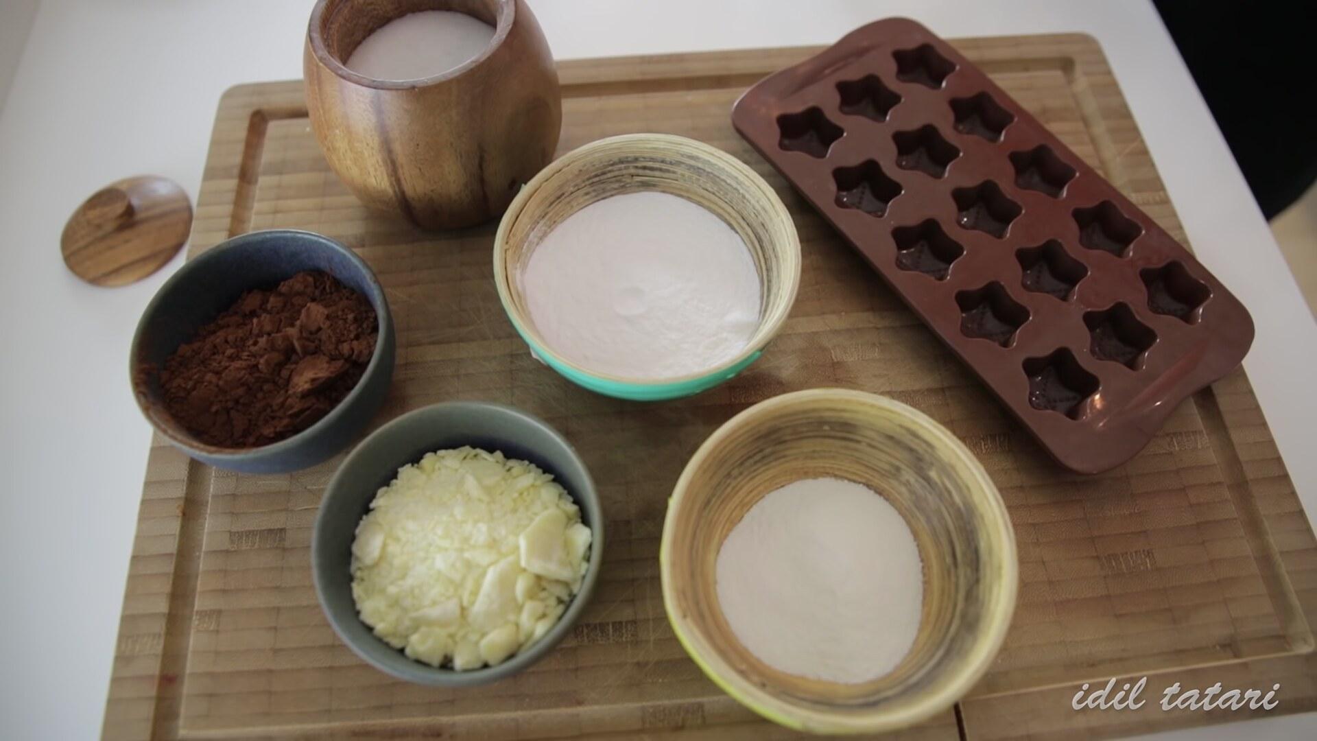 Evde Bitter Çikolata Yapımı