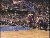 1997 Smaç Yarışması Şampiyonu - Kobe Bryant!