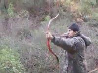 Osmanlı Yayı İle Domuz Avlamak