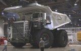 Dünyanın En Büyük Kamyonu Liebherr T 284