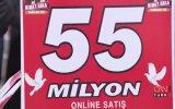 55 Milyon Lira'nın 1 Tona Tekabül Etmesi