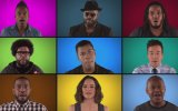 Jimmy Fallon ve Star Wars Oyuncularından Star Wars  Acapella